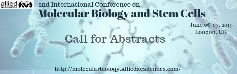 2nd International Conference on Molecular Biology and Stem