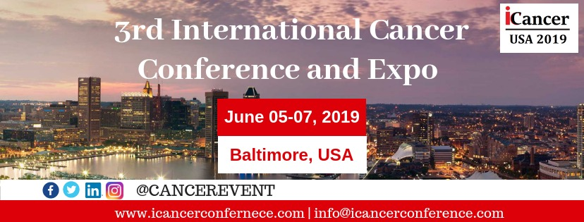 3rd International Cancer Conference and Expo | Medical Events