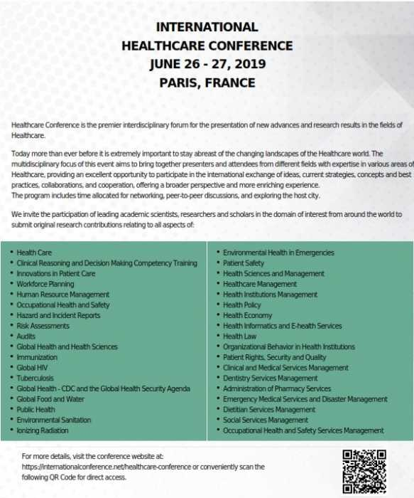 Healthcare Conference   Medical Events