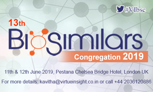 13th Biosimilars Congregation 2019 conference| Medical Events