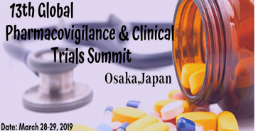 We heartily welcome all the participants throughout the globe to participate in the conference titled 13th Global Pharmacovigilance and clinical trials summit