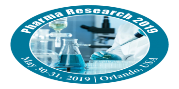2nd International Conference on Pharmaceutical Research & Innovations in Pharma Industry, (PHARMA RESEARCH 2019) scheduled to be held during April 19-20, 2019, Chicago, USA. This Pharma Research 2019 Conference includes a wide range of Keynote presentations, Oral talks, Poster presentations, Symposia, Workshops, Exhibitions and Career development programs. The conference invites delegates from Leading Universities, Pharmaceutical companies, Formulation Scientists, Medical Devices, Researchers, Health care p