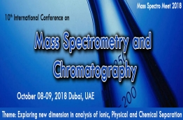 10th International Conference on  Mass Spectrometer and Chromatography