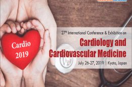 Cardiology Conferences 2019, Cardio 2019, top cardiac Meetings, Heart Events, Cardiology, Cardiac Conference, Cardio 2018, Heart Congress and Exhibition on Cardiovascular Medicine.